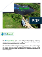 1. Introduction- Presentation of BioDeposit