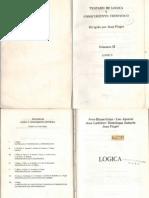 Jean-Blaise Grize - Historia, Lógica de las clases y las proposiciones, Lógica de predicados, Lógicas modales