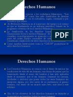 Derechos Humanos Cdh