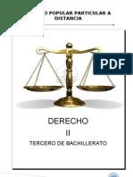 Derecho 3ro Bach