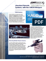 HALO Fact Sheet