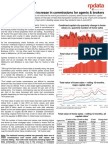 RP Data - Rising Sales to Benefit Agents (August 2013)