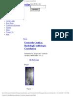 Ureteritis Cystica Radiologic-pathologic Correlation  Imaging Science Today