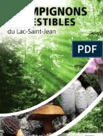 Champignons Comestibles Du Lac-Saint-Jean