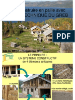 Construction Paille Greb