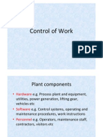 CF Lecture 15a. Control of Work