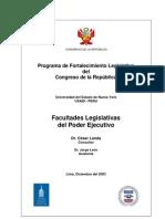 Cesar Landa Facultades Legislativas Del Ejecutivo