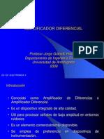 Cap_01 Amplificador Diferencial