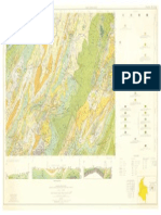 Mapa Geologico Plancha Tunja 191