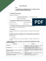 convocatoria CAS Nº 006-2013