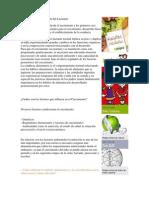 NutriciÓn y AlimentaciÓn del Lactantes