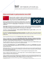 CHINA GoldReport May2011Update