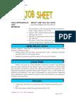 Job sheet breast care