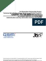3GPP TS 55.205