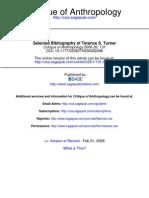 Bibliografia - Turner