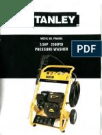 Stanley Pressure Washer PW6655