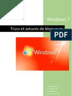 Windows7 Trucs Et Astuces de Blogueurs
