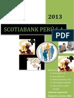 Scotiabank Peru Trabajo