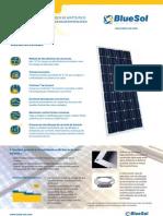 Modulo Fotovoltaico Suntech 85w