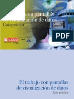 Pub9324 Guia Practica. Aena El Trabajo Con Pantallas de Visualizacion de Datos