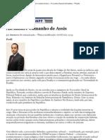 Alexandre Camanho de Assis — Procuradoria Regional da República - 1ª Região