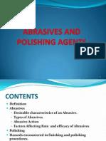 Abrasion and Polishing Agents