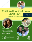 Child Welfare Outcomes 2008-2011