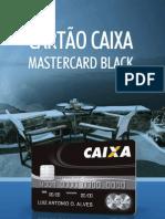 Cartao Caixa Mastercard Black