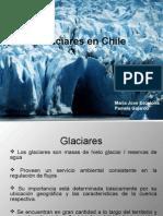 Glaciares en Chile