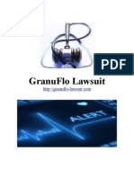 GranuFlo Lawsuit