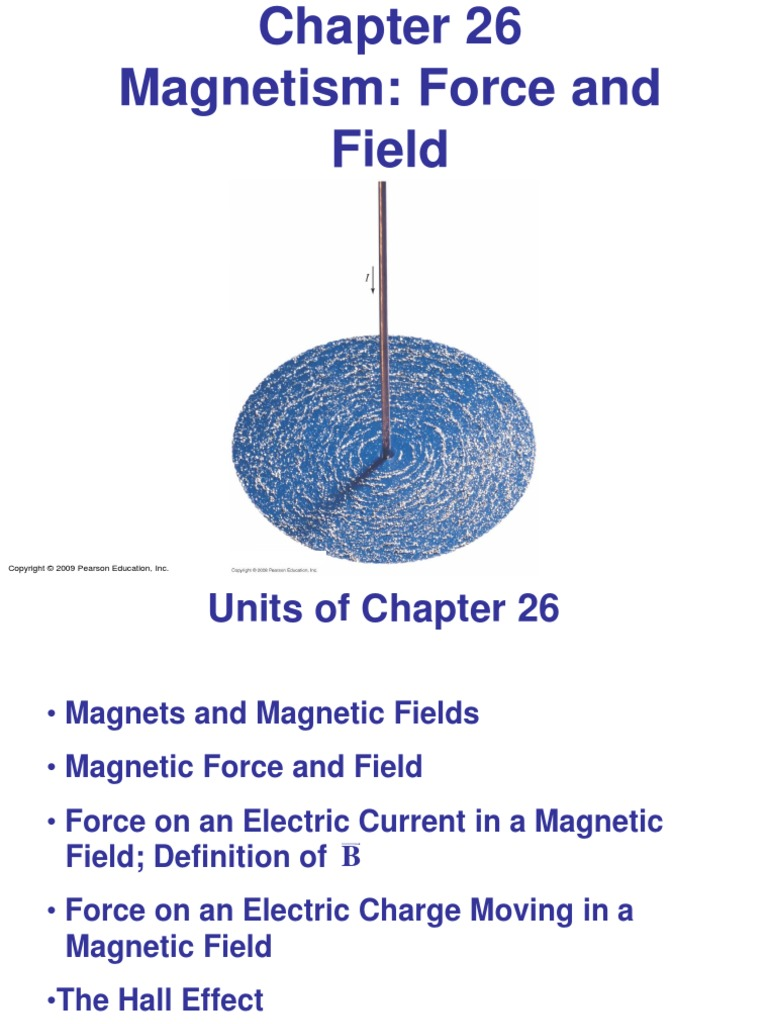 unil ecch 26 magnetism | ferromagnetism | magnetic field