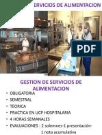 1.-Gestion de Servicios de Alimentacion
