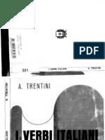 Trentini a. - I Verbi Italiani (1980)(8 Edizione)(It)