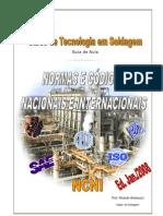FATEC - Normas e códigos nacionais e internacionais (84Pg)