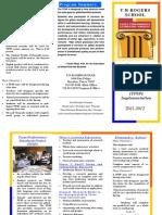 TPSP Parent Brochure