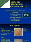 Indetificacion y clasificacion de suelos