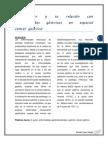 Helicobacter pylori y su relación con las enfermedades gástricas, cancer gastrico