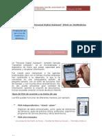 PDA (Personal Digital Assistant)2