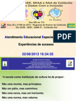 AEE Mostra 2013