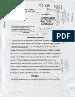 Constitutional Complaint