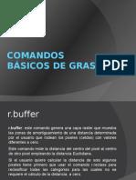 Comandos Basicos GRASS
