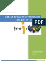 CódigoBuenasPrácticasEstadísticasEducativas