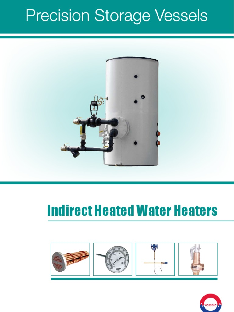 Indirect Heated Water Heaters | Water Heating | Hvac