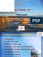 D1- 8.2 - Water System Com & Qualfn