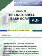 33633502 Ch10 Linux Shell Bash Script