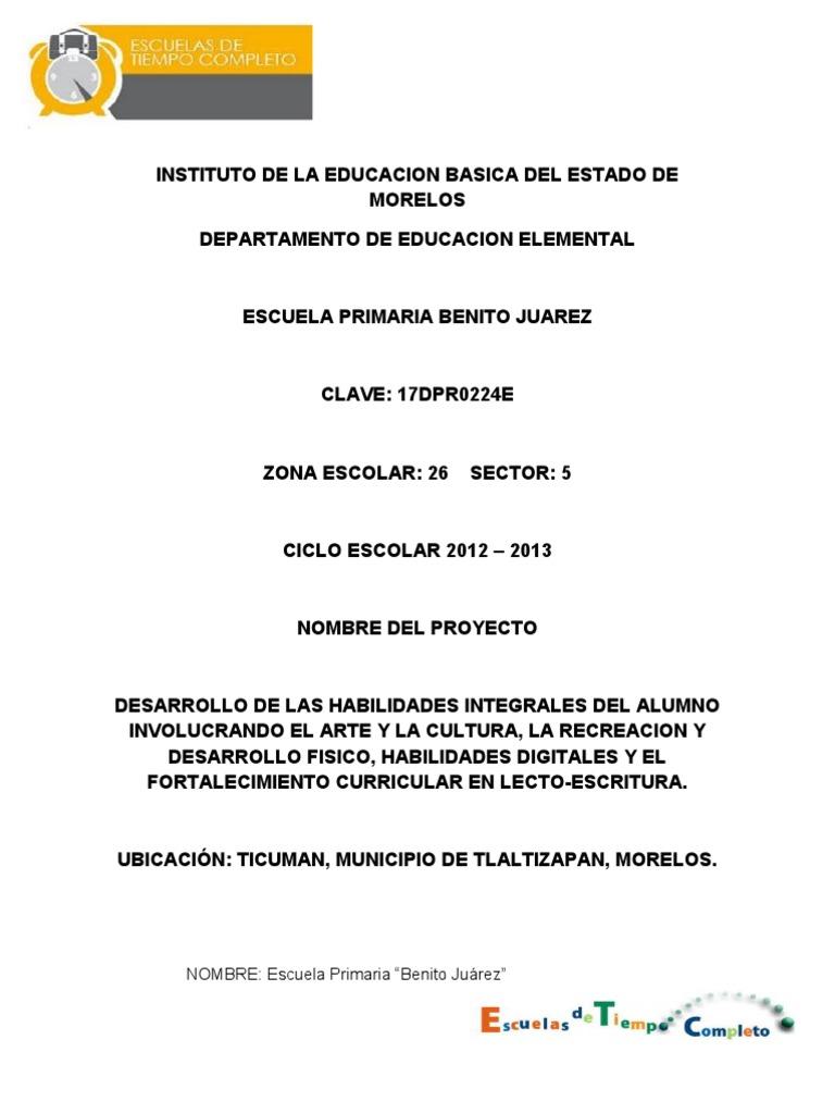 Proyecto t Complet General