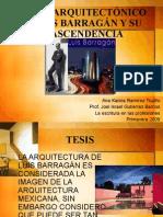 Presentacion Luis Barragán