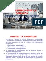 5. Pronósticos - Series de Tiempo