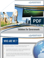 Smartmatic Solutions for Governments v1.0
