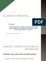 Trabajo Direccional Regional de Trasnportes y Comunicaciones